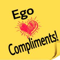 Schouderklopje voor het Ego